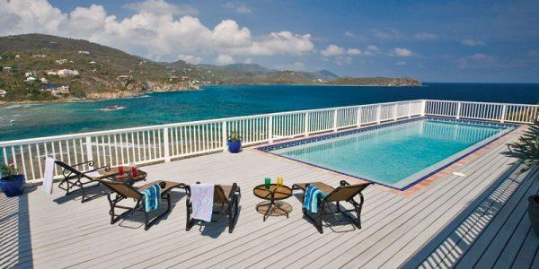 St John rental villa Rendezview on Harts Bay, St John, US Virgin Islands