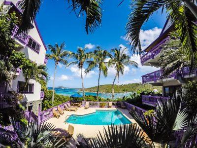 Lavender Hill Suites Unit 3W Cruz Bay St John vacation rental