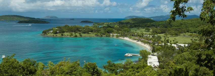 Caneel Bay Resort, St John, US Virgin Islands