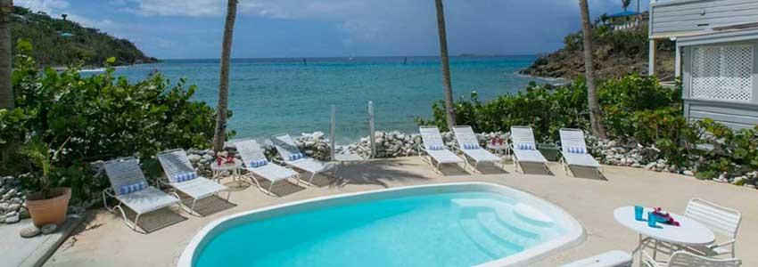 Coconut Coast Villas inn St John US Virgin Islands