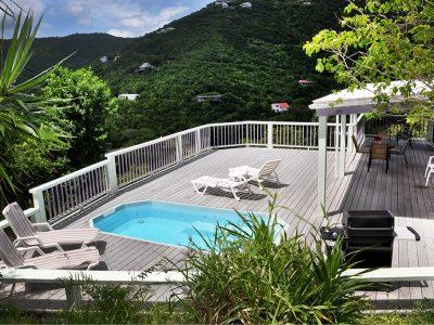 Fish Tales Cottage St John vacation rental