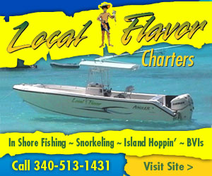 Local Flavor Charters, Capt Cleve, St John fishing, St John snorkeling trips