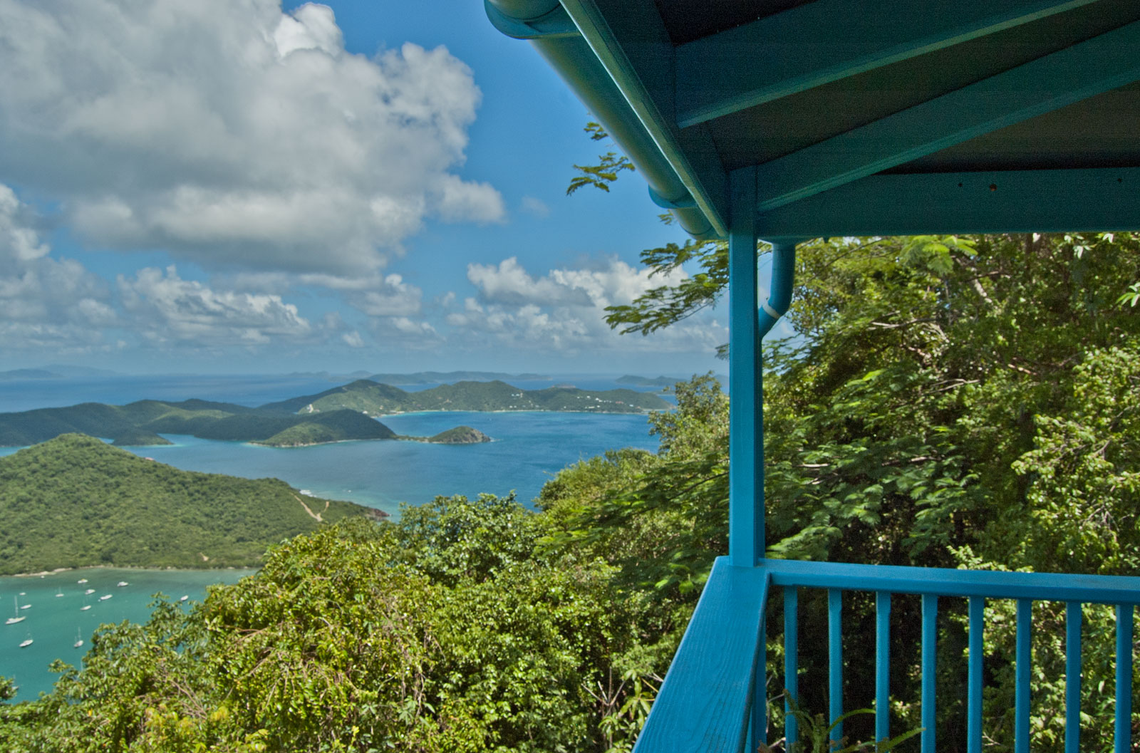 Mountain Haven Cottage, Coral Bay St John US Virgin Islands