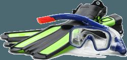 St John snorkel gear