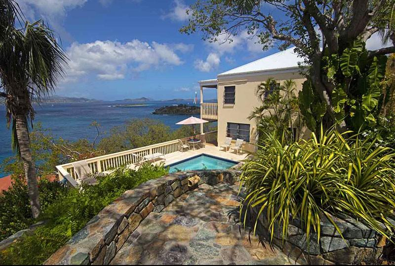 St John rental villa Waterklip Villa, US Virgin Islands