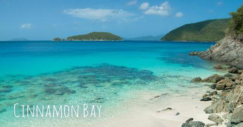 Cinnamon Bay, St John USVI snorkeling