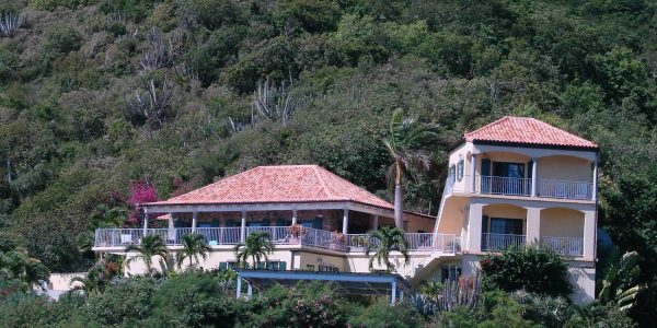 Amarilla Villa St John vacation rental