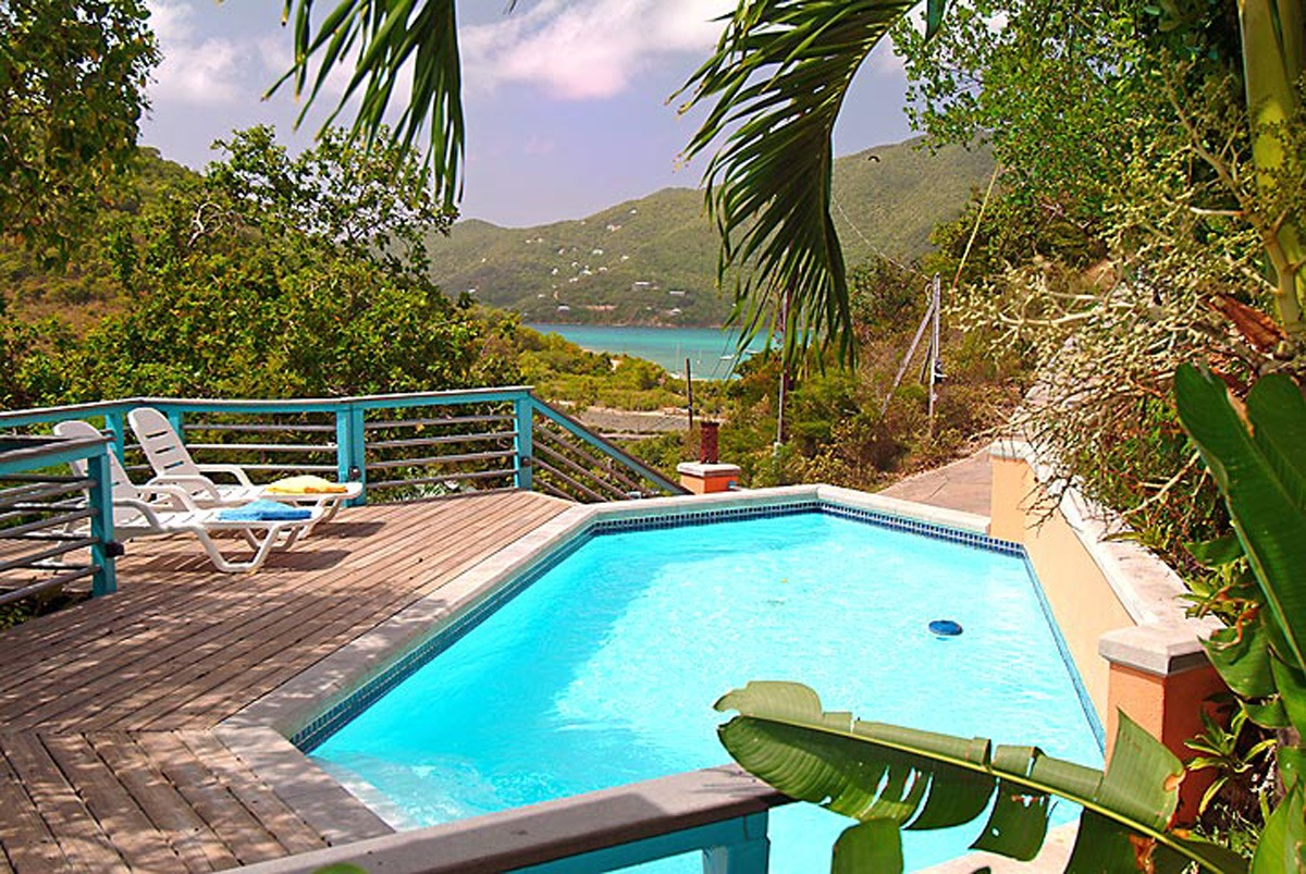 Banana Cabana Villa St John Vacation Rentals