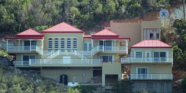 Casa de Suenos Villa St John vacation rental