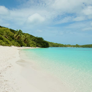 Hawksnest Beach, St John, US Virgin Islands