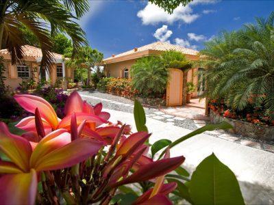 Memory Daze Villa, St John rental Coral Bay