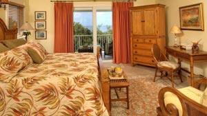 Tropical Blessing at Palm Terrace, St John master bedroom
