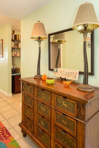 Tropcial Blessings at Palm Terrace, St John villa furnishings