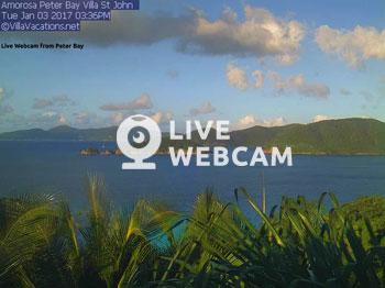 Amorosa Peter Bay webcam