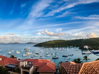 St John Escape Panorama Views