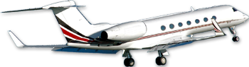 private air charter jet