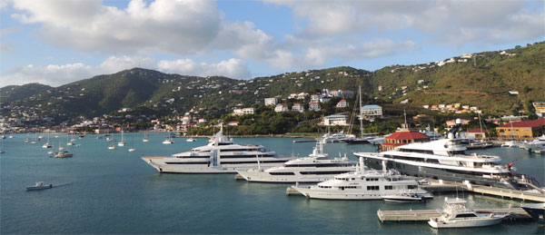 Yacht Haven Grande, St Thomas, US Virgin Islands
