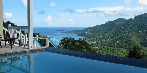Blue Palm Villa, Coral Bay St John