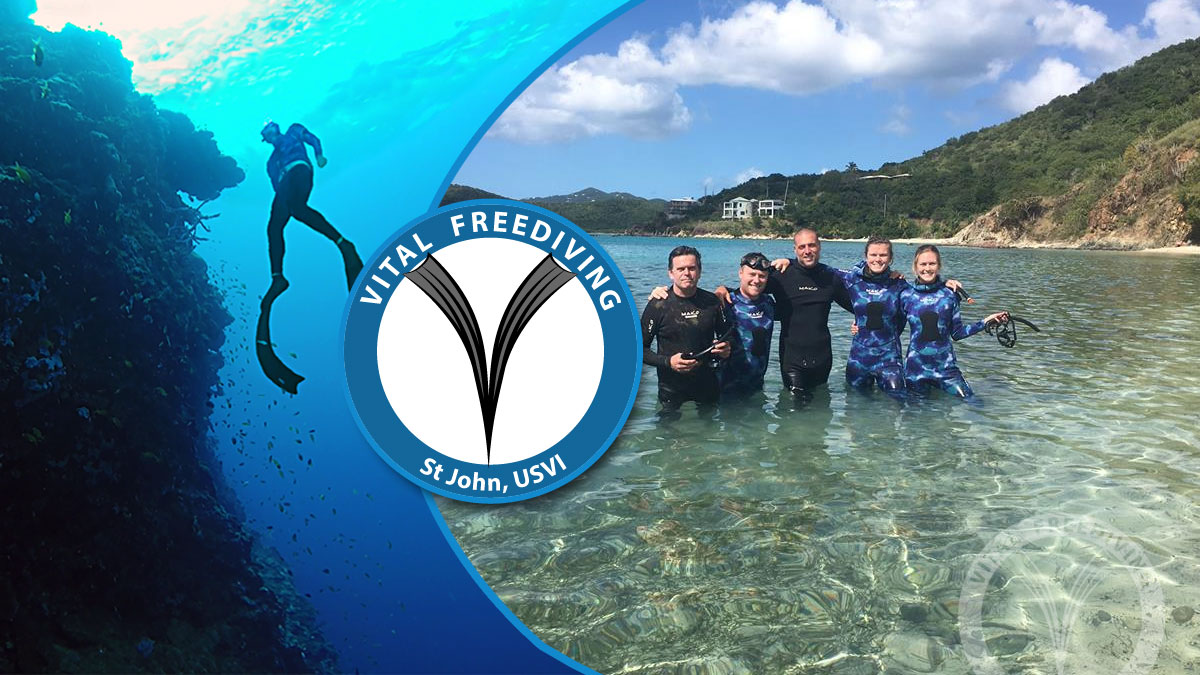 Freediving classes St John US Virgin Islands