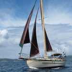 Salty Dog Sailing Charter, Selkie, St John