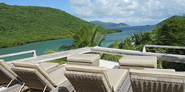 Lidskjalf at Annaberg Villa St John, US Virgin Islands