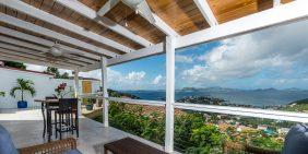 Penthouse Suite at Sunset Serenades Island Abodes St John vacation rental