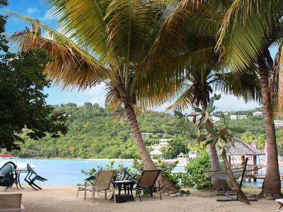 String of Pearls beachfront villa St John USVI vacation rental