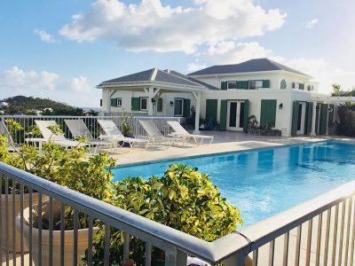 Stone Post Estate B&B inn, St John US Virgin Islands