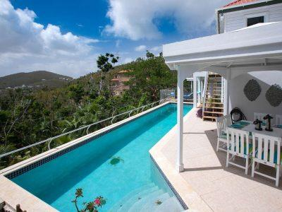 Villa Mangaade, St John USVI vacation rental
