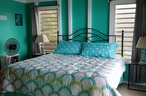 Cora Caribe Cottage St John vacation rental