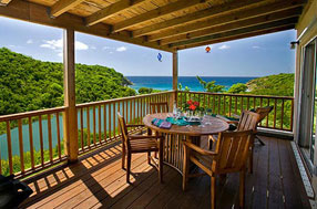 Lille Paradis Villa St John US Virgin Islands