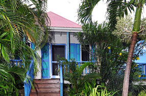 Sago Cottage Coral Bay St John vacation rental