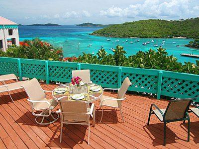 Sea Breeze at Battery Hill, Cruz Bay, St John vacation rental
