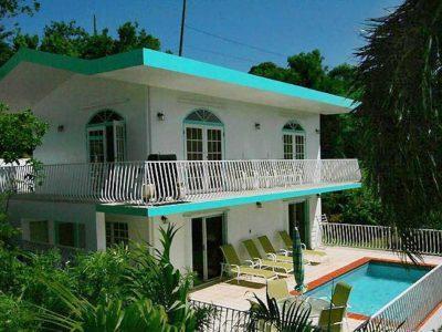 Aqua Gem Villa, St john exterior