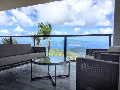 Calichi tower Villa St John vacation rental