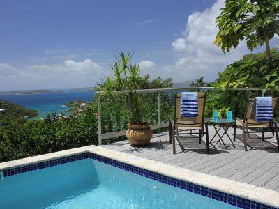 Villa Venturoso Cruz Bay St John vacation rental