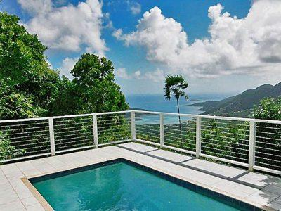 Aria Villa Coral Bay St John USVI vacation rental