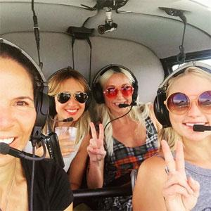 Caribbean Buzz Helicopter tour