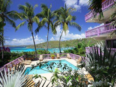 Lavender Hills Suites Blue Seas Unit 11E, Cruz Bay, St John USVI