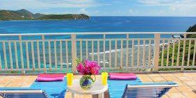 Rara Avis Villa St Joh US Virgin Islands vacation rental
