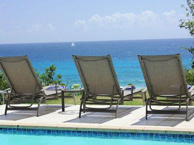 Sea Wave Villa Hart Bay St John USVI vacation rental