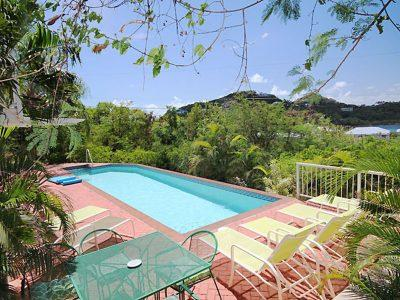Tennis Cottage St John vacation rental