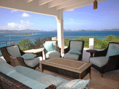 Villa Bougainvillea Complex St John vacation rental