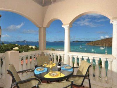 Beautiful Morning at Grande Bay Resort, Cruz Bay, St John vacation rental