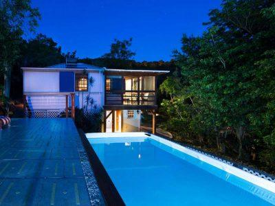 New Moon EScape cottage St John vacation rental