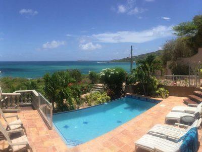 Secret Seashell Villa St John vacation rental