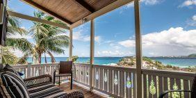 Conch Villa Vista St John vacation rental
