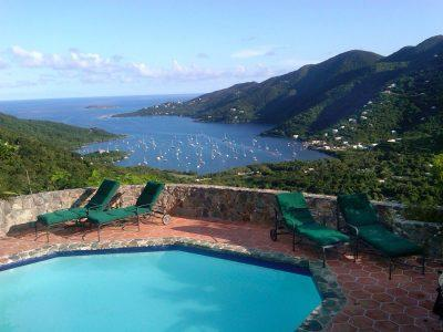 Stonehouse Villa, St John vacation rental