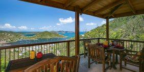 Coral Bay Vista St John vacation rental