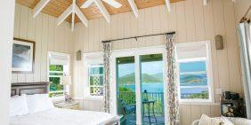 A House of Open Arms Cottage, Coral Bay, St John, USVI